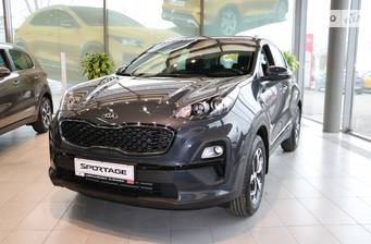 Kia Sportage 1.6 GDI AT (132 л.с.) 2021