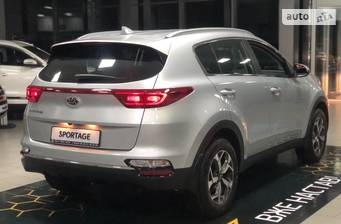 Kia Sportage 1.6 GDI AT (132 л.с.) 2021
