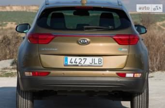 Kia Sportage New 2.0 AT (155 л.с.) 2017