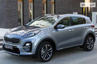 Kia Sportage 1.6 CRDi DCT (136 л.с.) 4WD Business 2018