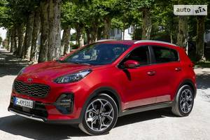 Kia Sportage 2.0 CRDi AT (185 л.с.) 4WD GT Line 2018