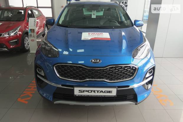 Kia Sportage Business
