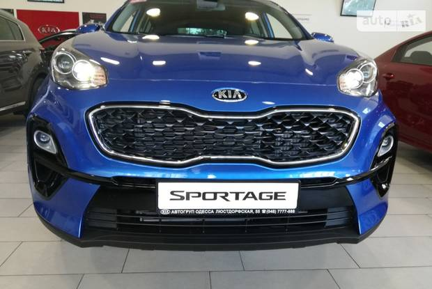 Kia Sportage Classic