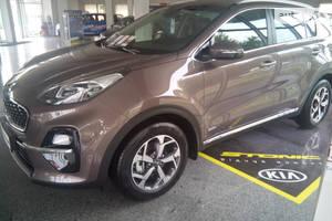 Kia Sportage 2.0 CRDi AT (185 л.с.) 4WD Business 2019
