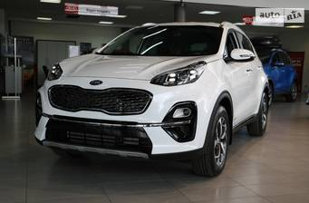 Kia Sportage 2.0 CRDi AT (185 л.с.) 4WD 2020