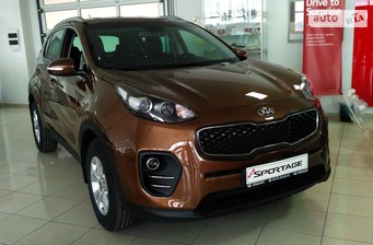 Kia Sportage New 1.6 MT (132 л.с.) Comfort 2016
