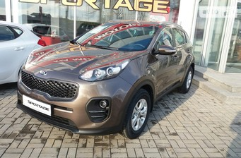 Kia Sportage New 2.0 AT (155 л.с.) Comfort 2017