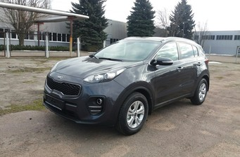 Kia Sportage New 1.7D AT (141 л.с.) Comfort 2017