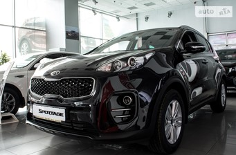 Kia Sportage New 2.0 AT (155 л.с.) 4WD Business 2017
