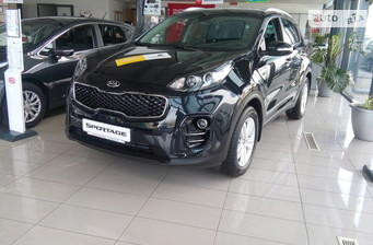 Kia Sportage New 2.0D AT (185 л.с.) 4WD Business 2017