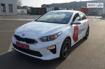 Kia Ceed 1.6 MPi AT (128 л.с.) 2018