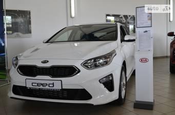 Kia Ceed 1.4 T-GDI DCT (140 л.с.) 2019