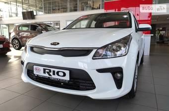 Kia Rio New FL 1.4i MТ (100 л.с.) 2019