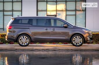 Kia Sedona 3.3i AT (277 л.с.) 2018