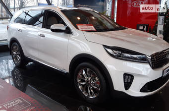 Kia Sorento 2018 Luxury