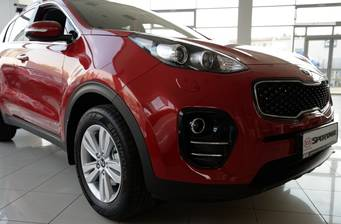 Kia Sportage 2.0 AT (155 л.с.) 4WD 2017