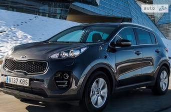 Kia Sportage 1.6 AT (132 л.с.) 2018