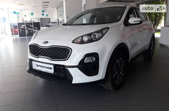Kia Sportage 1.6 GDI AT (132 л.с.) 2020
