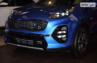 Kia Sportage 2.0 CRDi AT (185 л.с.) 4WD 2019
