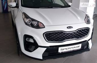 Kia Sportage 1.6 CRDi DCT (136 л.с.) 2020