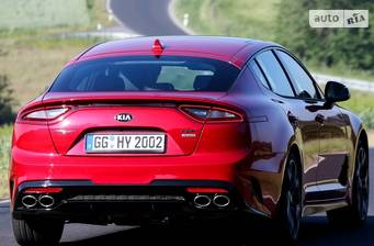 Kia Stinger 3.3 AT (370 л.с.) AWD 2019