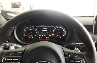 Kia Stinger 2.0 AT (255 л.с.) AWD 2018