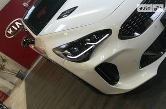 Kia Stinger 2018 GT Line