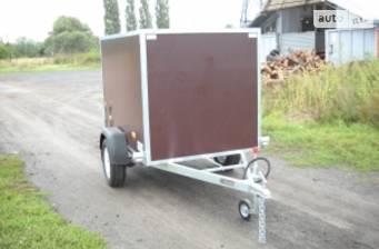 Кияшко 211PF1102F Фургон  2,11х1,24х1,25 2016