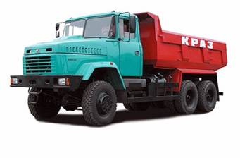 КрАЗ 65032 40 2016
