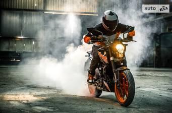 KTM Duke 2021