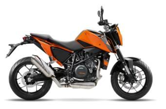 KTM Duke 690 2018