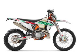 KTM Enduro 2021 Six Days TPI