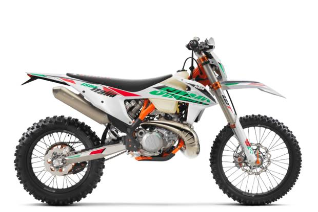 KTM Enduro Six Days TPI