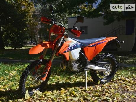 KTM Enduro 2022