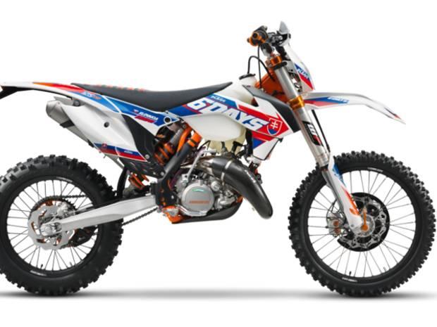 KTM Enduro Six Days TPI
