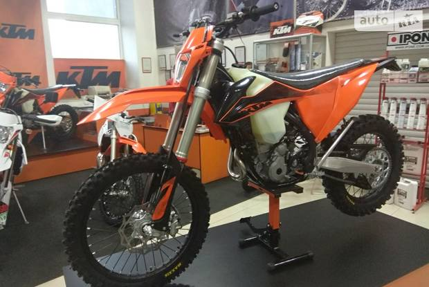 KTM Enduro base
