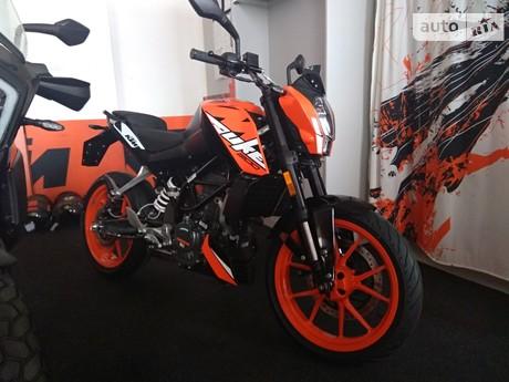 KTM Duke 2020