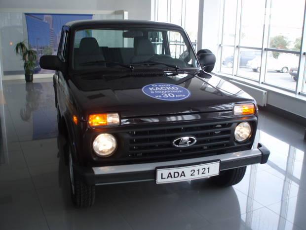 Lada 4x4 21214-031-50