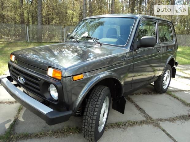 Lada 4x4 21214-031-50 Standard
