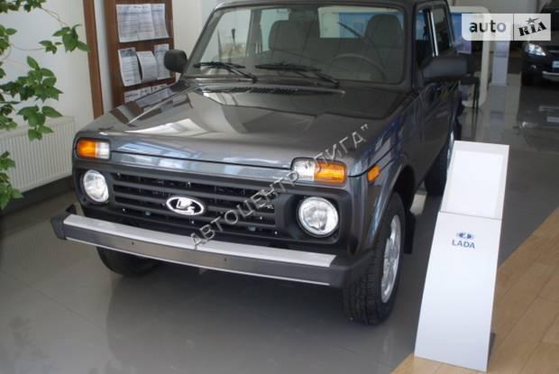 Lada 4x4 21214-031-52 Luxe