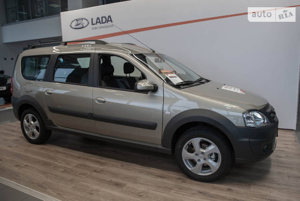 Lada Largus Luxe X00/TX0/XT1