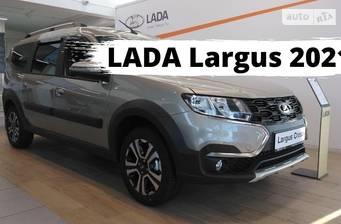 Lada Largus 2021 Luxe X00/TX0/XT1