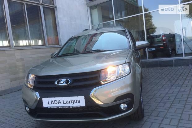 Lada Largus Luxe Prestige