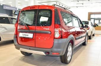 Lada Largus 2020 Luxe X00/TX0/XT1