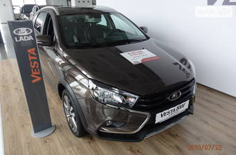 Lada Vesta Cross 1.8 MT (122 л.с.) GFK33 2020