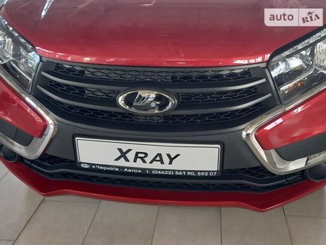 Lada XRay 2021