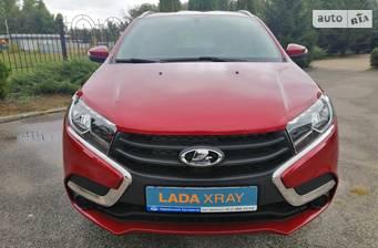 Lada XRay 1.6 MT (106 л.с.) 2021