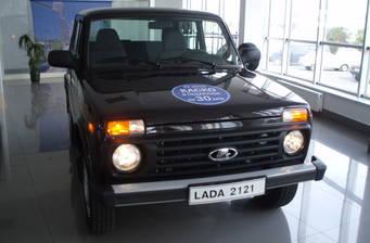 Lada 4x4 1.7 МТ (83 л.с.) 2017