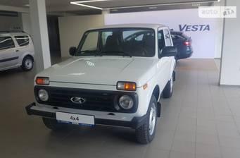 Lada 4x4 1.7 МТ (83 л.с.) 2019