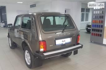 Lada 4x4 2019 21214-034-58 Luxe